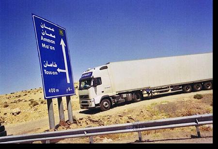 Amman-truck